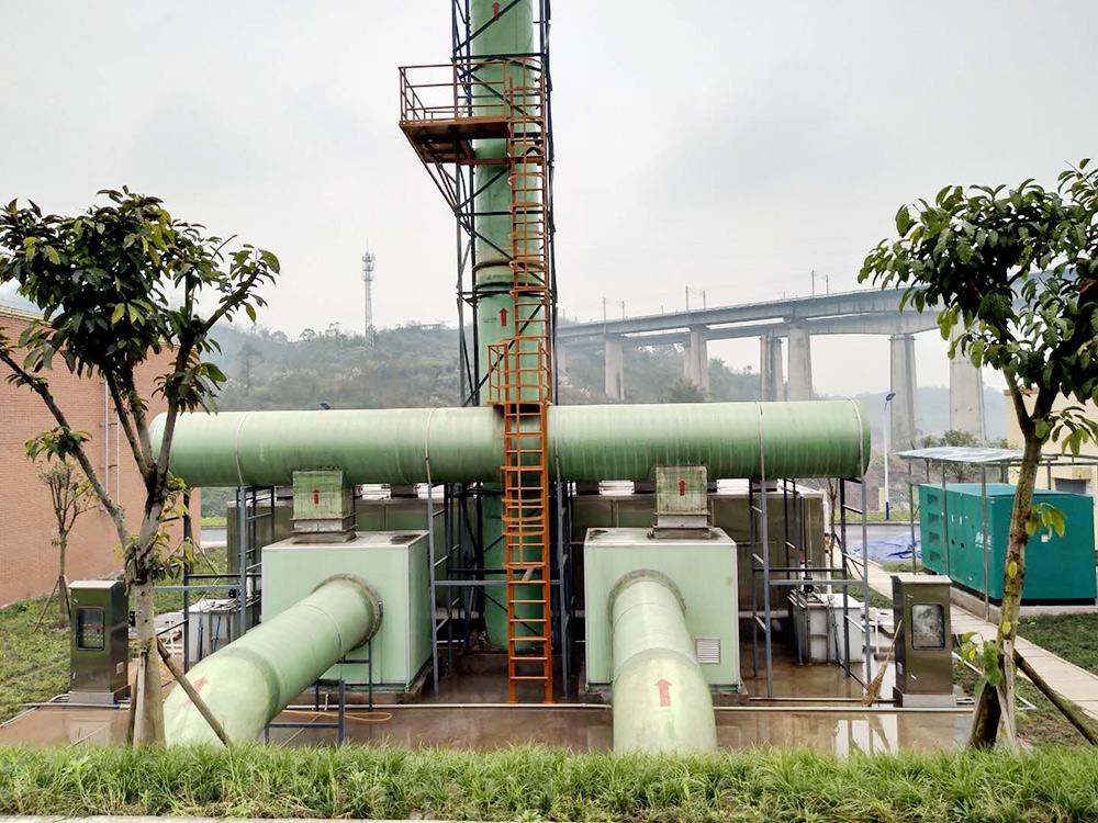 复盛污水厂工程